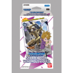 Digimon Card Game - Starter Deck Venomous Violet ST-6 - Limit of 3 per person