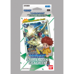Digimon Card Game - Starter Deck Giga Green ST-4 - Limit of 3 per person