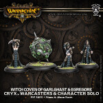 Witch Coven of Garlghast & Egregore