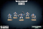 Space Marines: Scouts - GW Direct