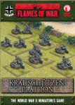 Kradschutzen Platoon (and HQ) (GBX37)