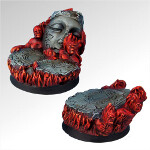 Straight from Hell 40 mm round bases set1 (2)