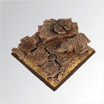 Ruins 50 mm square base