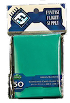 Standard Card Game Sleeves - GREEN
