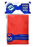 Standard Card Game Sleeves - RED