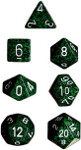 Polyhedral 7-Die Set: Speckled - Recon