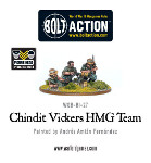 Chindit Vickers HMG & Crew