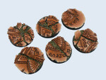 Shrine Bases, Round 40mm (2)