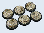 Wasteland Bases, WRound 40mm (2)