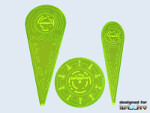Infinity Templates N3 (Green)