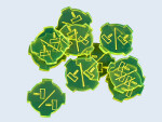 Tokens: -1/-1 Green (10)