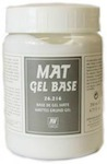 Stone Textures - Mat Gel Base 200ml