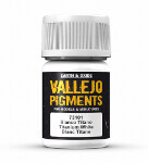 Vallejo Pigments - Titanium White