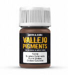 Vallejo Pigments - Burnt Umber