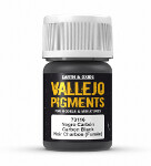 Vallejo Pigments - Carbon Smoke