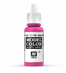 Model Color - Fluorescent Magenta (208)