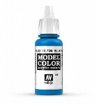 Model Color - Fluorescent Blue (209)
