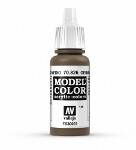 Model Color - German Cam Medium Brown (145)