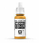 Model Color - Tan Glaze (203)