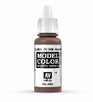 Model Color - Mahogany Brown (139)