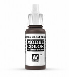 Model Color - Brown Glaze (204)