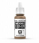 Model Color - US Tan Earth (134)