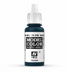 Model Color - Dark Prussian Blue (50)