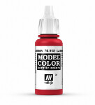 Model Color - Carmine Red (030)