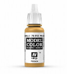 Model Color - Yellow Ochre (121)
