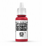 Model Color - Transparent Red (186)
