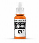 Model Color - Transparent Orange (185)