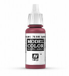 Model Color - Dark Red (032)