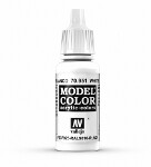 Model Color - White (001)