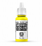 Model Color - Lemon Yellow (011)