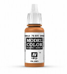 Model Color - Orange Brown (131)