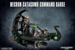 Necron Catacomb Command Barge / Annihilation Barge