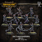 Satyxis Raiders