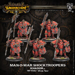 Man-O-War Shocktroopers