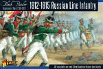 Late Russian Napoleonic Infantry (1812-1815)