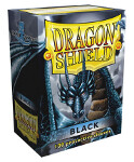 Dragon Shield 100 Box - Black