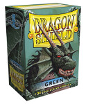 Dragon Shield 100 Box - Green