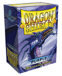 Dragon Shield 100 Box - Purple