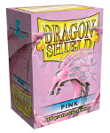 Dragon Shield 100 Box - Pink