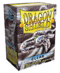 Dragon Shield 100 Box - Clear