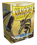 Dragon Shield 100 Box - Gold