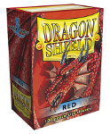 Dragon Shield 100 Box - Red