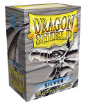 Dragon Shield 100 Box - Silver