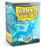 Dragon Shield 100 Box - Matte Clear