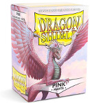 Dragon Shield 100 Box - Matte Pink