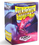 Dragon Shield 100 Box - Matte Purple